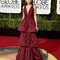 Zendaya in  Marchesa.