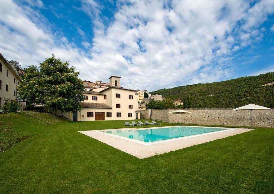 3 è il numero perfetto come perfetta è l'ospitalità firmata Magrelli