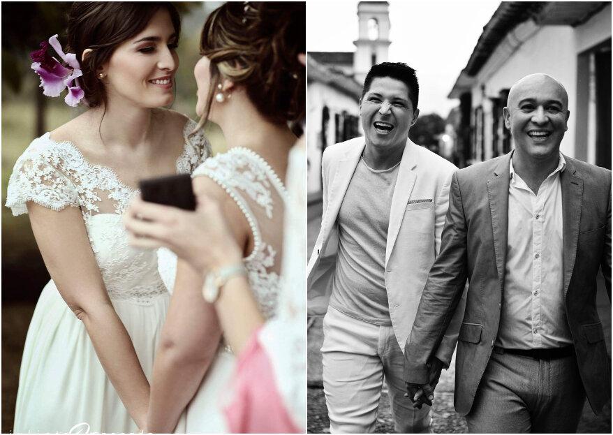 Matrimonio igualitario en Colombia: todo lo que debes saber