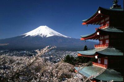 10 ragioni per scegliere il Giappone per la tua luna di miele