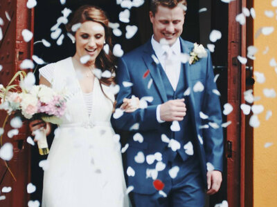 Wzruszający teledysk ślubny Oli i Barry'ego. To była polska i angielska przysięga, która okazała się niezwykle emocjonalna!