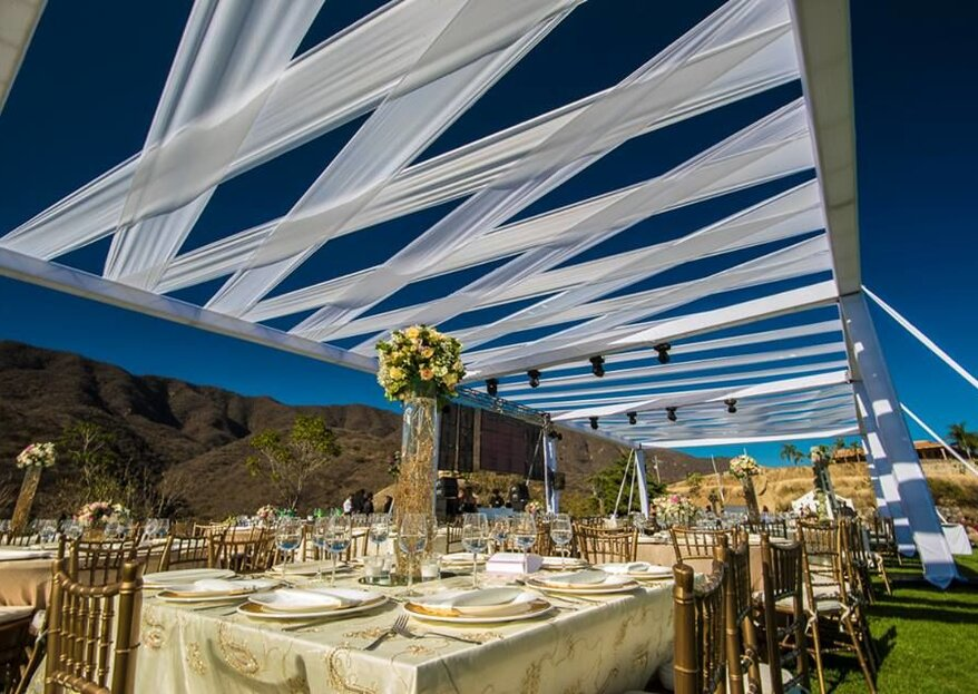 Escenarios mágicos para una boda por todo lo alto: ¡los hemos seleccionado para ti!
