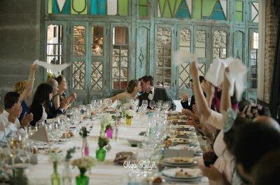 La boda de tus sueños en un edificio del siglo XV: ¡la magia inundará tu día!