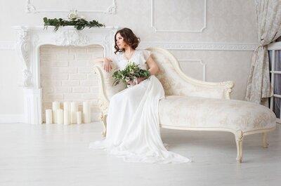 It´s Time em BH: evento imperdível da Rede de Noivas Vestidas de Branco será nos dias 11 e 12 de março!