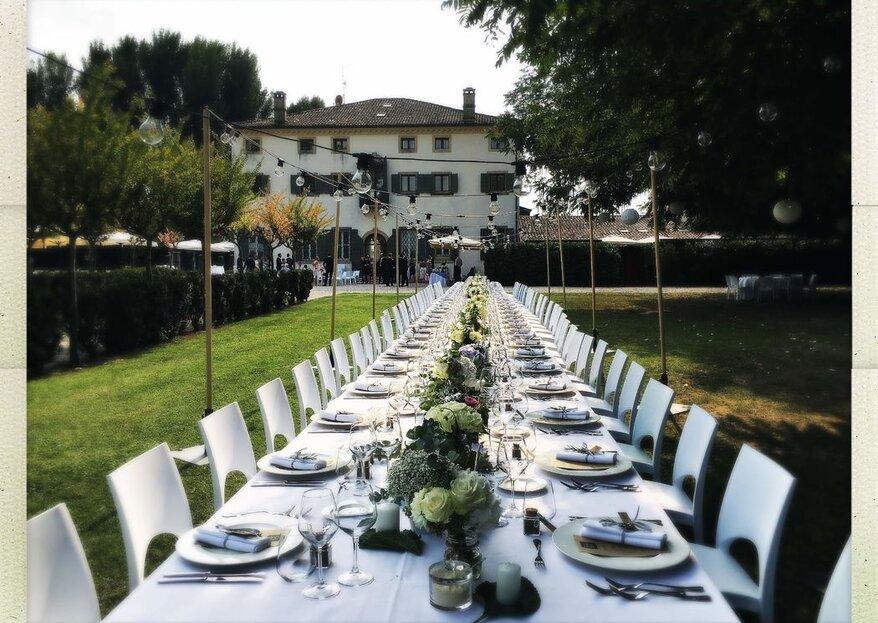 Villa Ormaneto: Heiraten in einer alten italienischen Adelsresidenz mit Charme