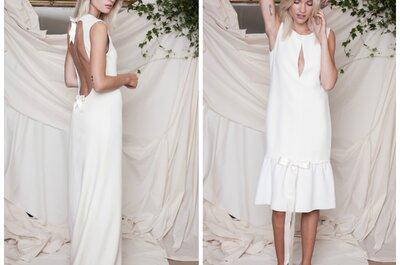 Robe de mariée sur mesure, on opte pour Etienne Jeanson !