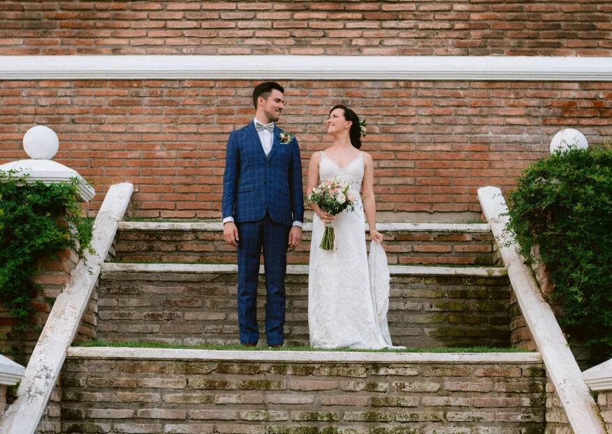 Jennifer y Carlos, ¡un gran y esperado amor!