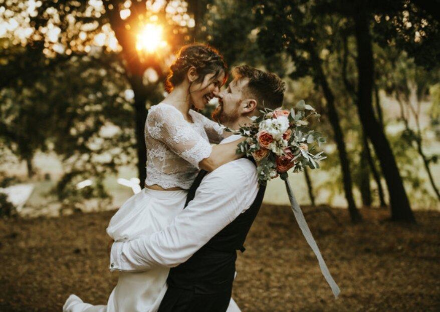 Marouchka et Mathieu, un mariage sobre et épuré aux notes provençales à la Bastide de Toursainte