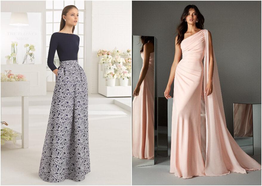 Vestidos para damas de honor. ¡Descubre las tendencias con las que arrasarás!