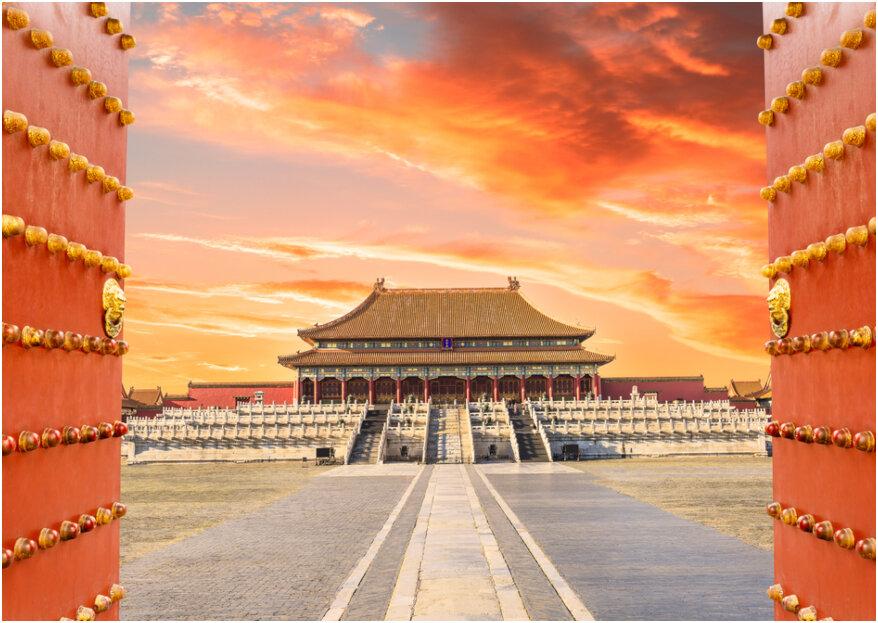Luna de miel mágica y milenaria en China: un paseo por la joya de Oriente