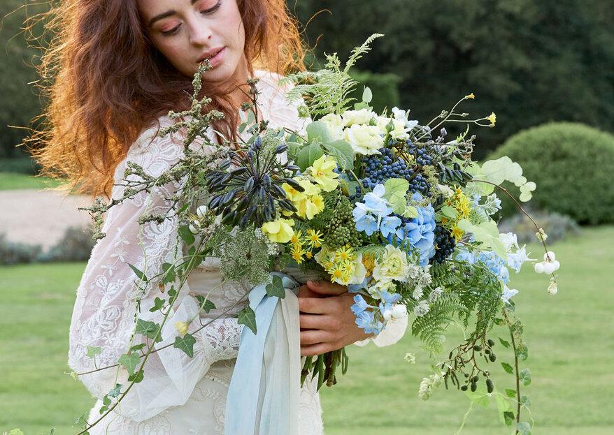 Mehr als nur ein Brautstrauss: Die Details machen den Unterschied!