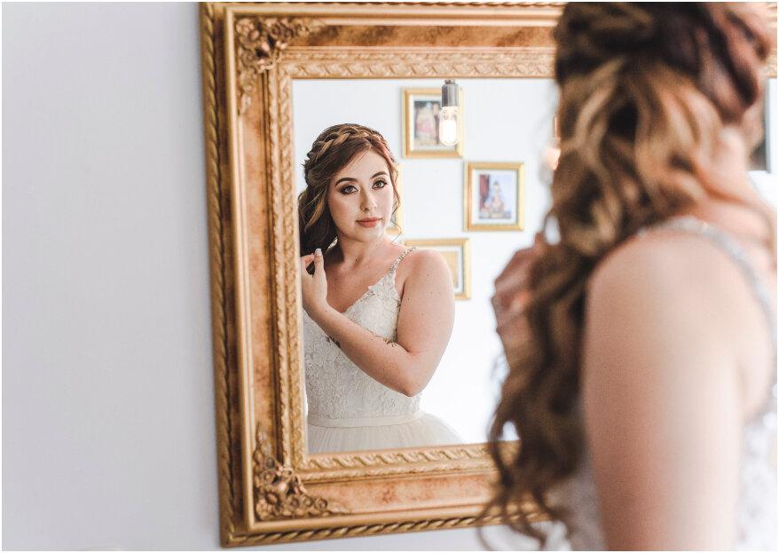Las 7 frases que debes evitar decirle a la novia el día de su boda