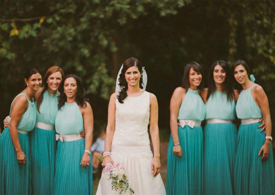 Os 8 tipos de saia que vai querer usar no próximo casamento