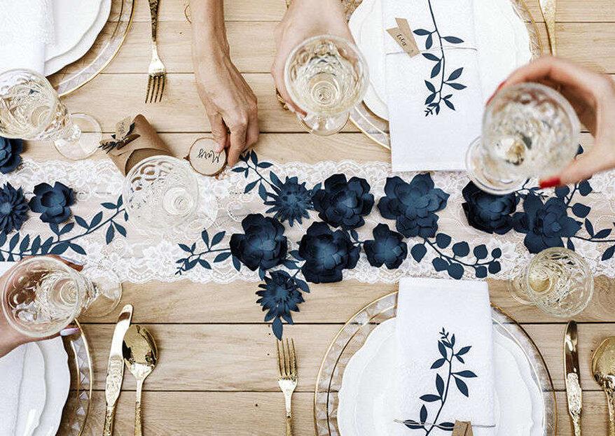 Nappe de mariage : comment bien les choisir pour ma cérémonie en 5 étapes