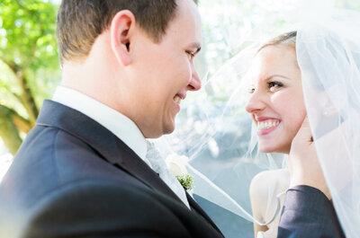 Sarah & Johannes' Hochzeit im Brenners Park Hotel in Baden-Baden: Teil II einer himmlischen Reportage!