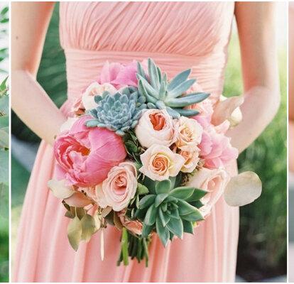 Les 60 Plus Beaux Bouquets De Mariee Avec Des Pivoines