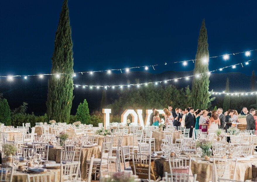 Cortijo Bravo: un increíble lugar para celebrar bodas con vistas al Mar Mediterráneo
