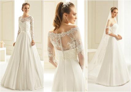 Trouvez votre robe de mariée 2018 avec la collection BIANCO EVENTO