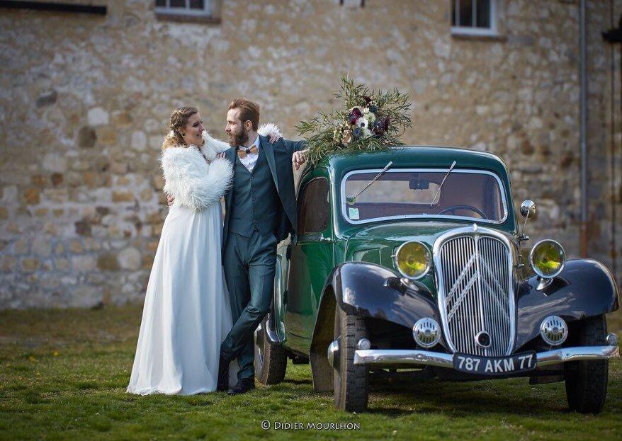 Se marier en saison froide : les grandes tendances illustrées par nos wedding planners