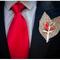 Una boda en color rojo inspirada en San Valentín - Foto J Shipley Photography