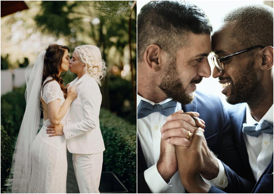 Een ode aan het homohuwelijk
