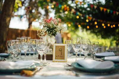 Cinco consejos para hacer un banquete de matrimonio que no resulte muy largo para tus invitados