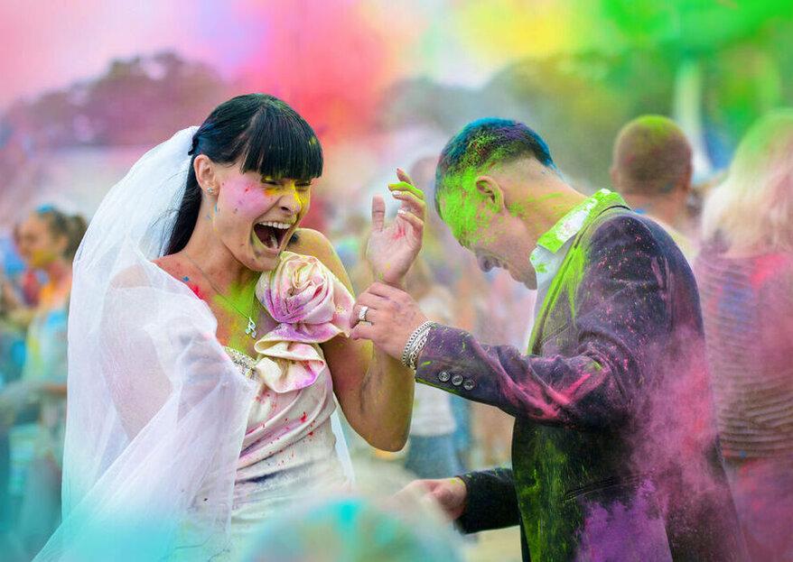 La migliore musica e intrattenimento per le tue nozze: che inizi la festa!