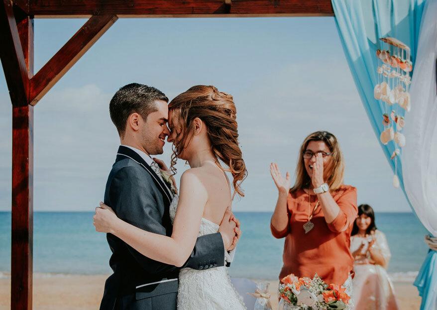 Dê um toque turquesa ao seu casamento e deixe-se invadir pela brisa leve da natureza