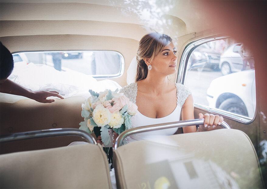 O transporte da noiva no casamento: qual é o seu?