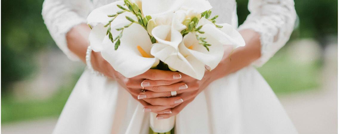 Все о свадебном маникюре: лучшие идеи для невест