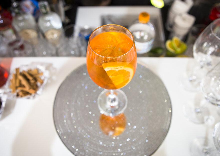 Birittas: brinde seus convidados com drinks e coquetéis recheados de sabor, aroma e elegância
