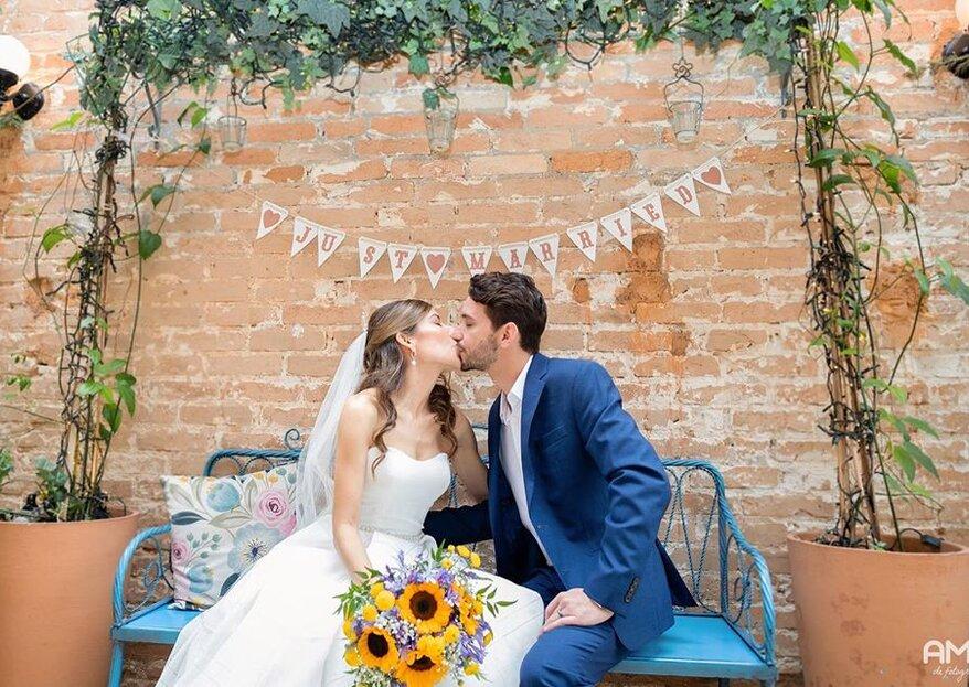 Casinha Quintal: um lugar repleto de romantismo e encantamento, onde são realizados os mais lindos mini weddings da capital paulista