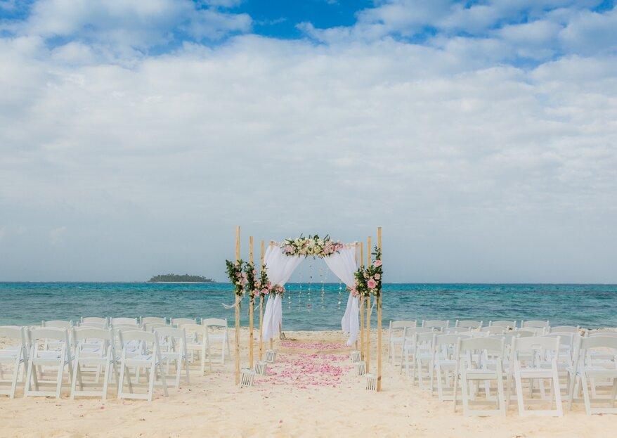 5 consejos para casarse en San Andrés con Saiweddings: ¡una isla de ensueño para una Destination Wedding!