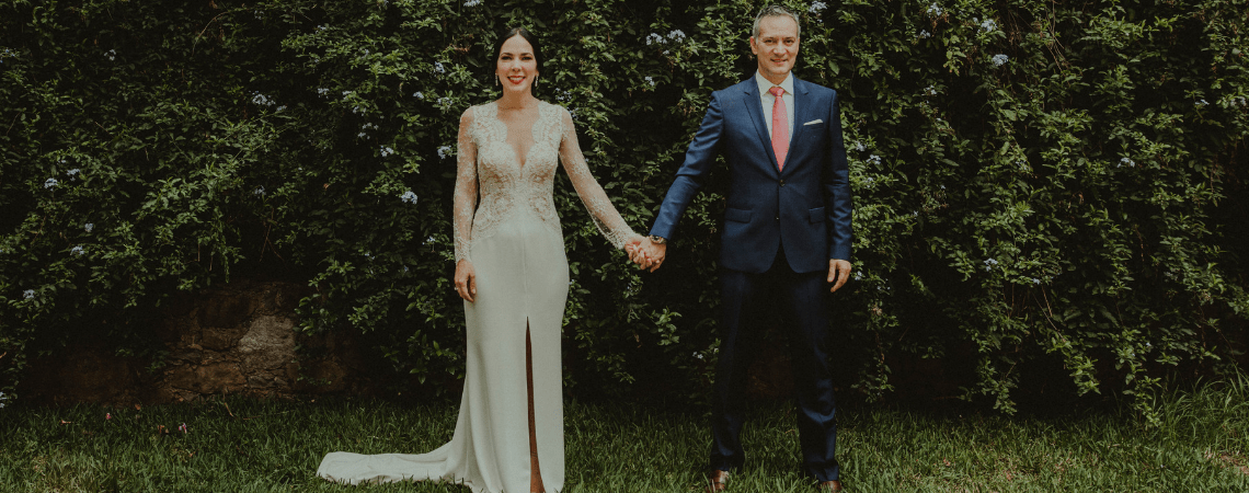 El cielo es nuestro límite: la boda de Lorena y Jaime
