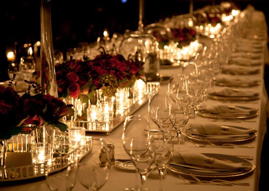 Cuenta con Limão Eventos en la planeación de tu boda y tenlo todo bajo control