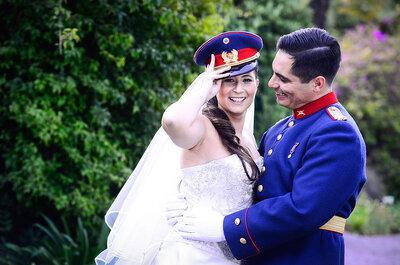 Ximena y José Antonio, una emotiva boda para inspirarse