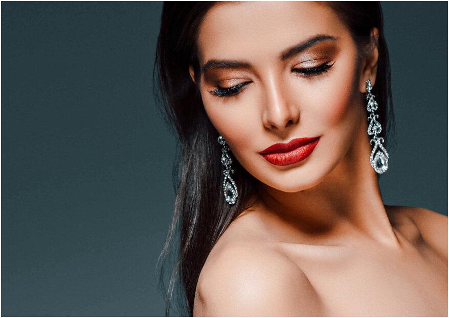 Cómo elegir el maquillaje de invitada de boda. 5 tips para triunfar