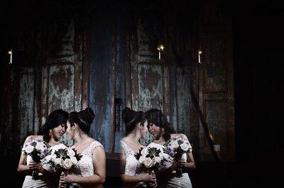 La boda de Lina y Laura: La alegría de celebrar el amor