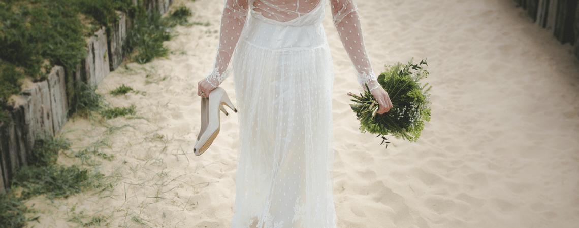 ¿Cómo elegir los zapatos de novia para tu matrimonio? ¡Acierta con tu calzado nupcial!