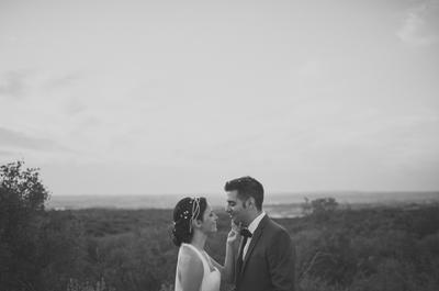 Carlos Aragón Fotografía: consigue un reportaje de boda natural y cercano lleno de emociones