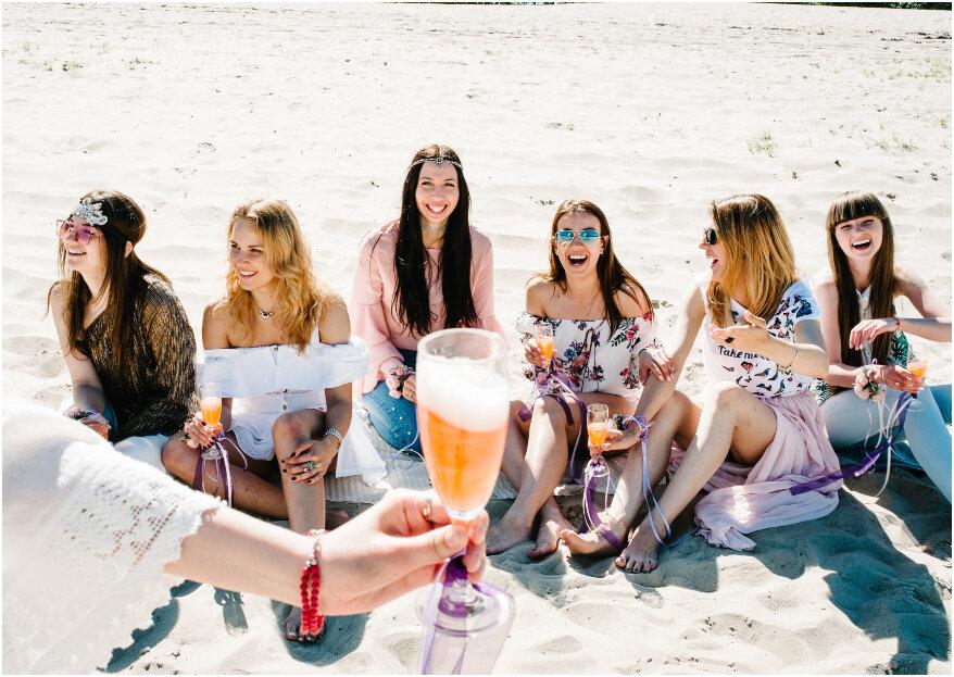 9 planes para despedida de soltera: ¡brilla como organizadora o disfruta como novia!