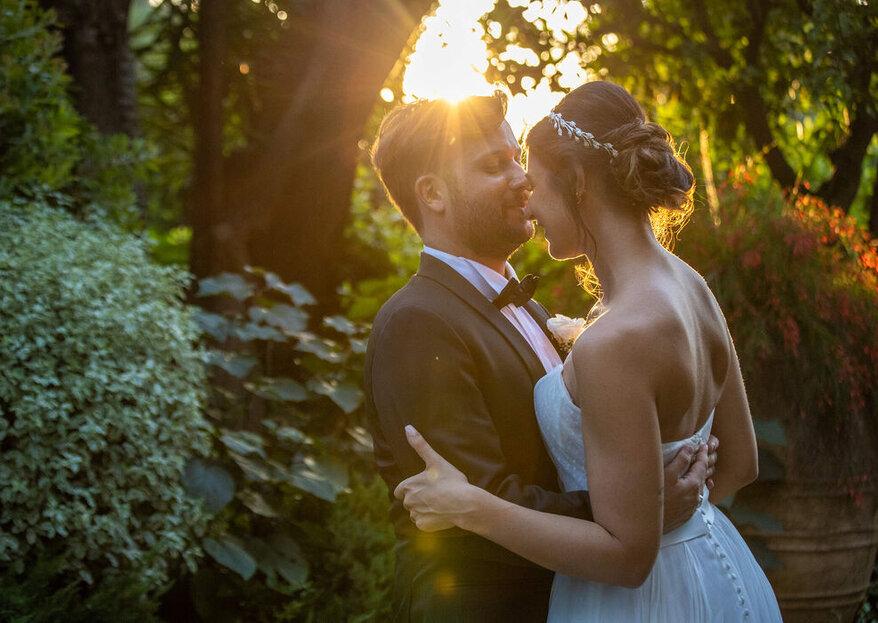 ListaPhoto vi regalerà un reportage nuziale romantico ed emozionante...