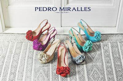 Gana unos fantásticos zapatos de invitada de la firma Pedro Miralles para tu próxima boda