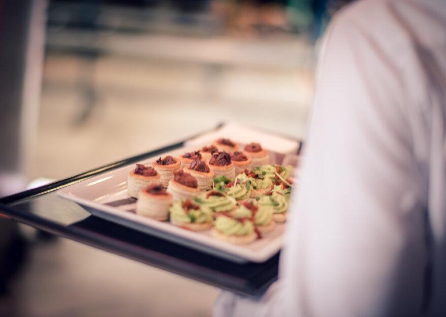 Catering bei der Hochzeit? So gelingt der Weg zum kulinarischen Höhepunkt!