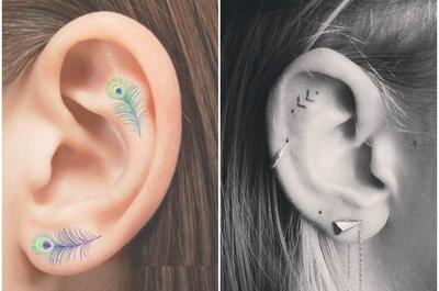 ¡La última tendencia en tatuajes que está arrasando en Instagram!