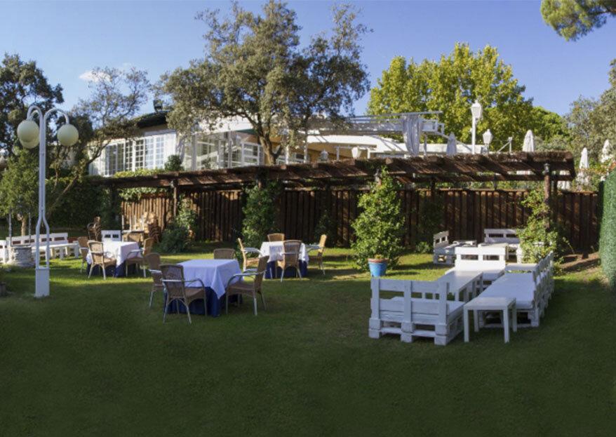 El Torreón del Pardo, restaurante de calidad para vuestra boda en Madrid