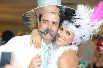 Cómo lograr una boda más divertida: ¡ideas fuera de protocolo!