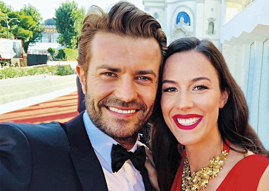 Albano Jerónimo já está casado com Francisca van Zeller