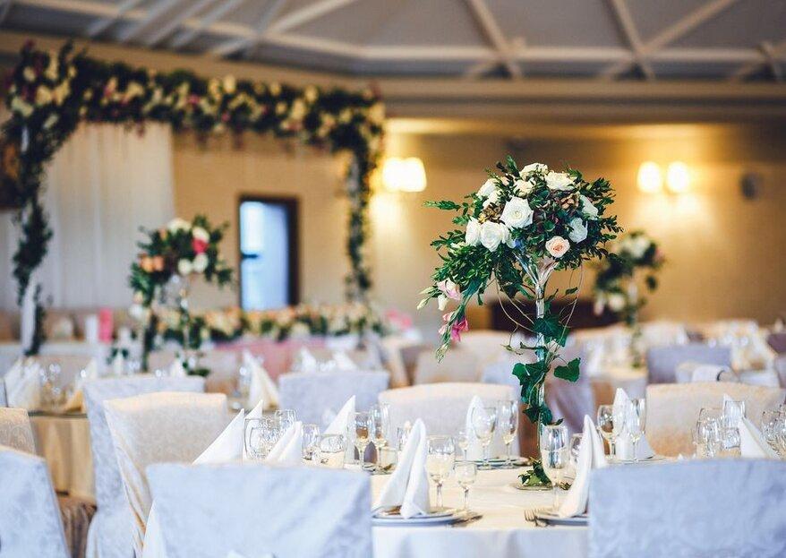 Event and White: il vostro matrimonio tra passione, dedizione, lusso ed empatia