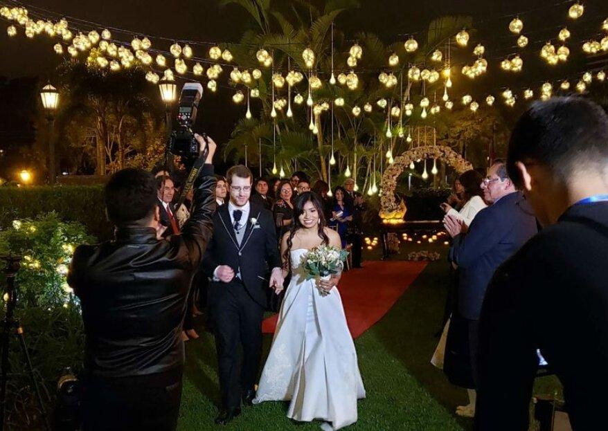 Paseo de Novia: servicio integral para organizar tu boda y una asesoría personalizada